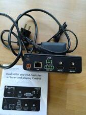 Atlona AT-HD-SC-500 Switcher, Scaler, VGA HDMI
