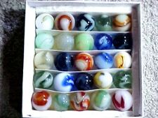 SET OF 25 CAIRO MARBLES  $14.99 PLUS $4.00 SHIPPING !!