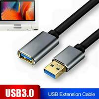 High Speed USB Extension Cable USB 3.0 Male to Female Data Sync Extender Cable