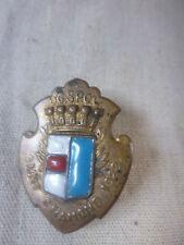 ancien broche insigne gymnastique UGSPCL militaire ? saint chamond 1922