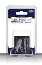 Panasonic Lumix DMC-FS6/DMC-FS7/DMC-FS8 Appareil Photo Numérique Batterie Rechargeable