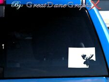 Colorado Moose Hunting State Vinyl Decal Sticker / Color - HIGH QUALITY