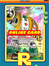 Regigigas - Promo XY82 - for Pokemon TCG Online ( DIGITAL ptcgo in Game Card)