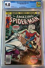 Lot of 2 Amazing Spider-Man CGC Books: #163 (CGC 9.0) & #164 (CGC 7.0)