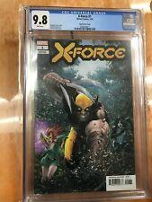 X-FORCE #1 2019 | RYP 1:25 | MARVEL COMICS | 9.8 CGC