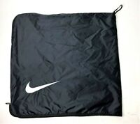 Nike Black Nylon Rain Shower Cap Hood Cover for Golf Clubs / Stand Bag / New