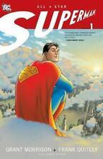 All Star Superman, Vol. 1, , Grant Morrison, Very Good, 2008-09-02,