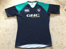 Leicester Tigers Rugby Player Issue Training Shirt Size XXL