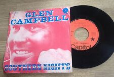 45 tours Glen Campbell Southern nights/ Ouverture Guillaume Tell 1977 VG+