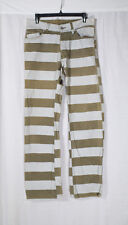 Helmut Lang Striped Pants