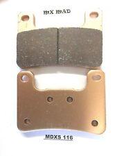 Brake Pads V-Strom DL1000 AL4 (ABS) 2004 - 2015 Front  MDX S118
