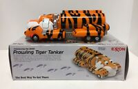 2000 Exxon Prowling Tiger Tanker Toy Truck With Lights & Sound & Motorized Turn