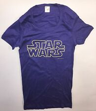 NOS vtg Orig Star Wars 1977 Hanes French Cut New HOPE IV Woman's SEXY DS T-Shirt