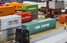 "Faller 180844 H0 - 40` Hi- Cube Container "" CHINA SHIPPING "" NEU & OvP"