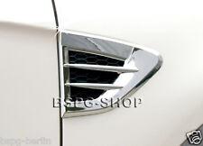 Zubehör für Chevrolet Captiva Chrom Rahmen Seitenlüftung Abdeckung Tuning