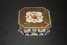 ancienne boite de confiserie confiseur William Fallows art nouveau fin XIX ème