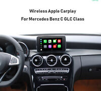 Wireless Apple Carplay Module Android auto For Mercedes Benz C Class W205