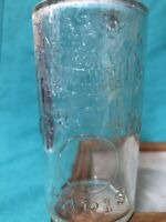 Vintage ED Pinaud Paris Embossed Glass Bottle