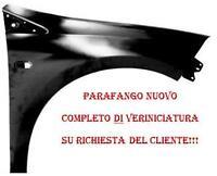 PARAFANGO ANT DESTRO BRAVO 07 COMPLETO DI VERNICIATURA A RICHIESTA DEL CLIENTE