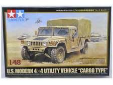 Tamiya M1025 Humvee Armament Carrier Scale 1/48 32563