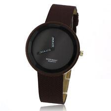 New Lady Women Fashion Black Sport Wrist Watch Quartz Analog Bangle Reloj Odm YH