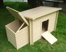 Plastic Chicken Coop Hen House 10 Year Warranty.
