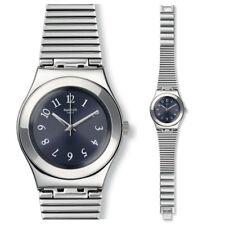 SWATCH Starling Reloj yls186g Análogo Acero Inoxidable Plata