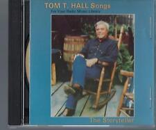 Tom T Hall Super Rare OOP Like New SHIPS FREE U S