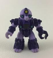 Takara Battle Beasts Vintage 1987 Miner Mole Purple Posable Figure Toy Hasbro