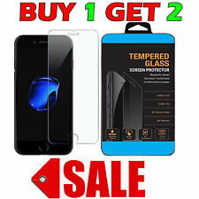 GENUINE GORILLA TEMPERED GLASS SCREEN PROTECTOR SHIELD FOR APPLE IPHONE 7 Plus