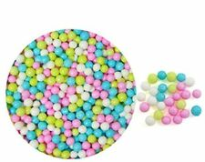 NEW CK MULTI MIX  SUGAR PEARLS 3-4MM /SPRINKLES FOR CAKES  50G