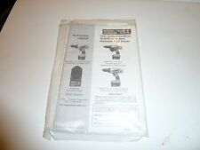PORTER  CABLE  966     977  978   CORDLESS  DRILL  MANUAL AND  PARTS  LIST