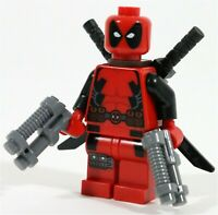 Deadpool X-Men Marvel 3D Minifigure Frame X-Force Domino Cable Peter
