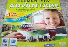 Encore Elementary School Advantage 2009 Pc Windows Xp/Vista Mac #14