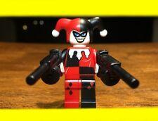 LEGO BATMAN 1ST EDITION HARLEY QUINN GENUINE AUTHENTIC MINIFIGURE RARE SET# 7886