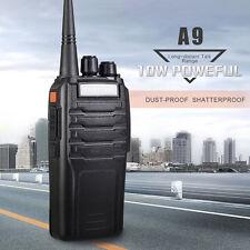 ZASTONE A9 Walkie Talkie 2 Way Ham Radio VHF Band Handheld Portable Long Range
