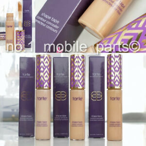 Tarte Shape Tape Double Duty Beauty Contour Concealer 10ml - Choose Your Shade