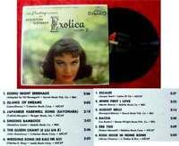 LP Martin Denny Exotica Vol. II (Liberty)