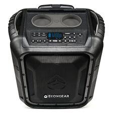 ECOXGEAR GDI-EXBLD810 Waterproof Portable Bluetooth/AM/FM Wireless 100W Speak...