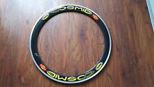 NEW Mavic Cosmic Carbone SSC Front Rim Tubular 16H 700c