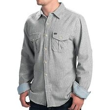 True Grit Houndstooth Weave Flannel Shirt - Long Sleeve XXL New with Tags