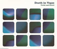 DEATH IN VEGAS - Twist And Crawl (UK 4 Track CD Single 1997)