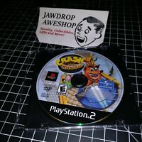 CRASH NITRO KART PS2 GAME (DISC ONLY) USED, TESTED. WEAR. PLAYSTATION 2 GAMES