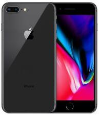 IPHONE 8 PLUS 64GB GRADO A/B NERO BLACK ORIGINALE RICONDIZIONATO APPLE