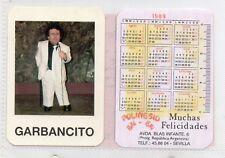 Calendario Garbancito del año 1989 (DQ-436)
