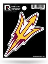 One Size WinCraft NCAA Arizona State Sun Devils Decal Multi Use Fan 3 Pack Team Colors