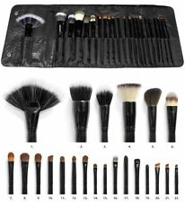 Coastal Scents 22 Piece Brush Set Professional Cosmetic Makeup Brushes w/ Case