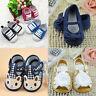 Newborn Prewalker Shoes Boy & Girl Soft Sole Anti-Slip Cotton Toddler Shoes Lot