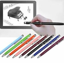 5PCS  2 in1 Touch Screen Stylus Ballpoint Pen for iPad iPhone Samsung Tablet GB