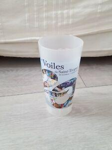 Gobelet plastique Les Voiles De Saint Tropez 2018 50cl
